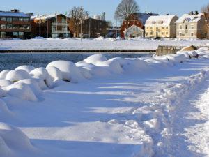 snö Näsviken